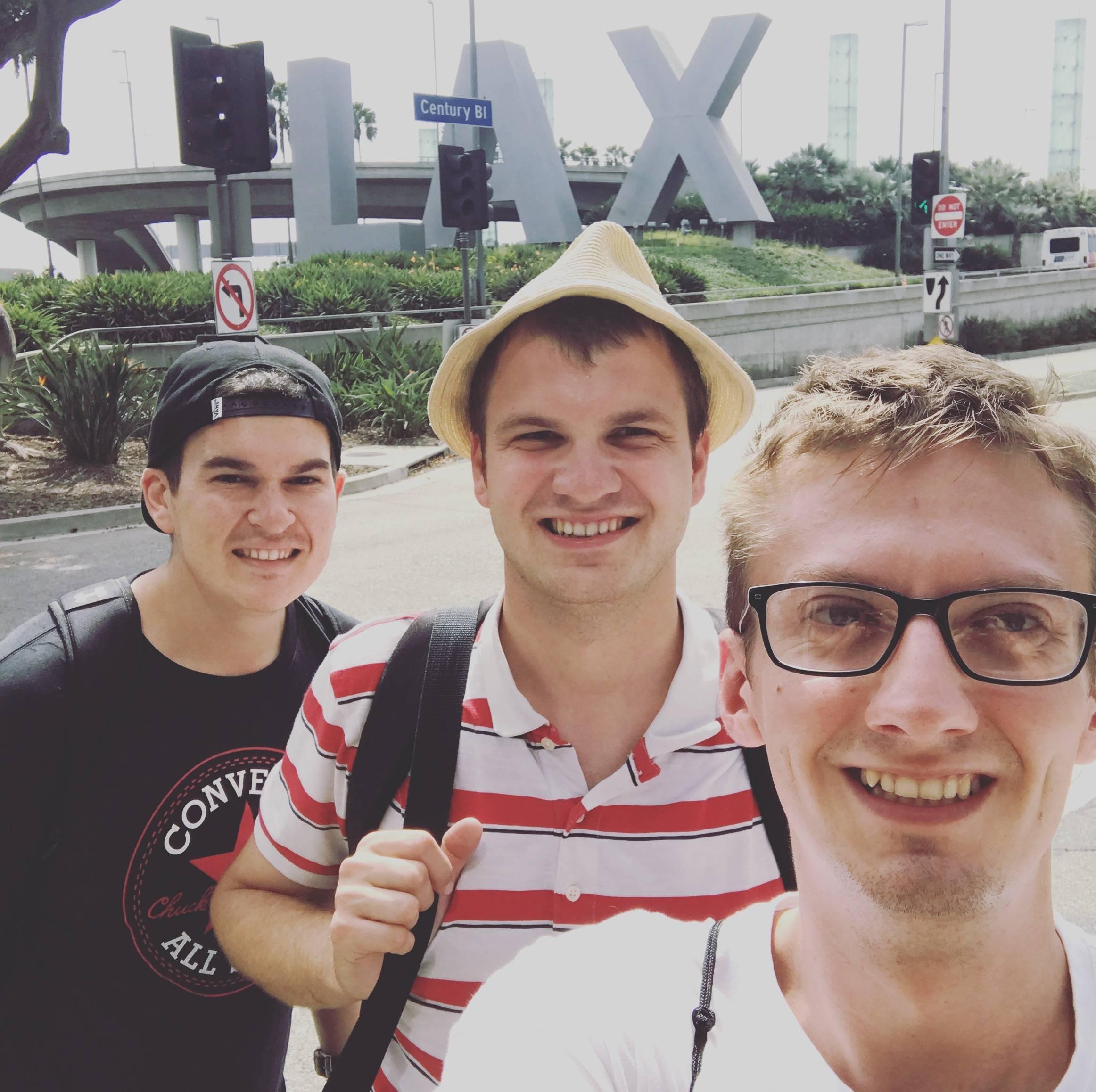 Iskustvo sa Work and Travel programa