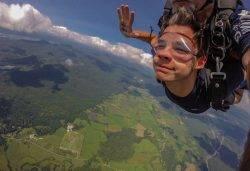 Iskustvo u Americi sky-diving 2
