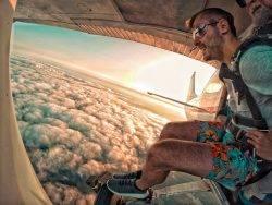 Iskustvo u Americi sky-diving