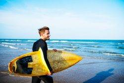 Iskustvo u Americi surfing