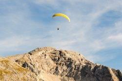 Iskustvo u Americi paragliding