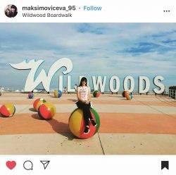 Work and Travel lokacije Wildwood
