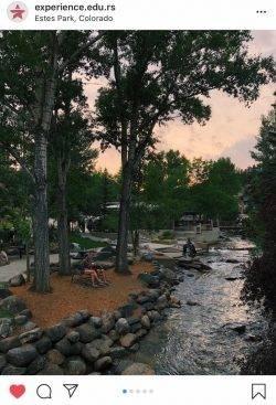 Work and Travel lokacija Estes Park