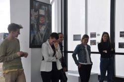 Work and Travel izložba slika
