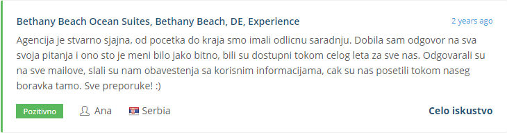 Bethany Beach Ocean Suites Experience
